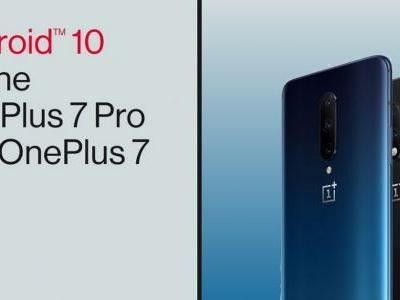 OxygenOS 10 update brings Android 10 to OnePlus 7 and 7 Pro