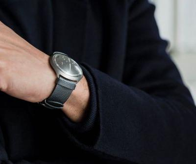 The 'father of the iPod' has designed a new kind of mechanical watch