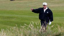 U.S. Government Paid Trump-Owned Scottish Golf Resort $77,000 Before His Visit