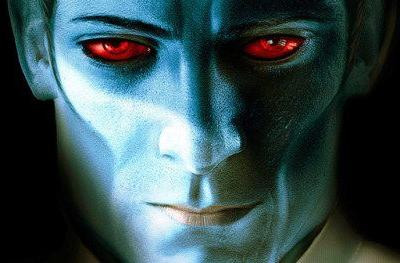 Live-Action Thrawn May Enter Star Wars Universe as Audition Tape