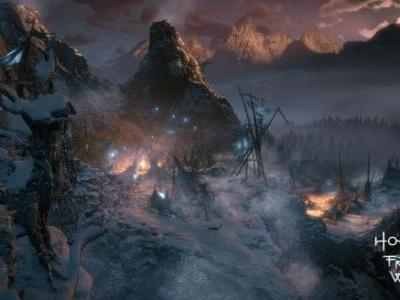 Guerrilla Games Reiterates That The Frozen Wilds Will Be the Only Expansion for Horizon Zero Dawn