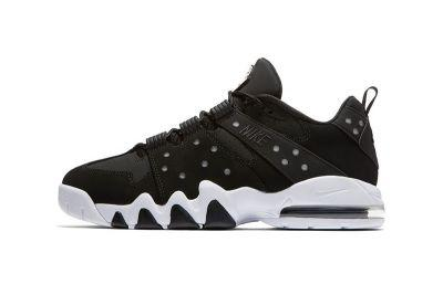 Nike is Releasing a Black Version of the Air Max2 CB '94 Low