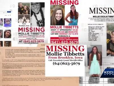'Just hang on': Mollie Tibbetts' parents share theory on her disappearance