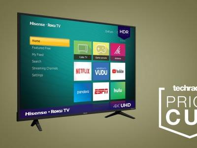 Massive Hisense 4K TV deals offer lowest prices yet this weekend
