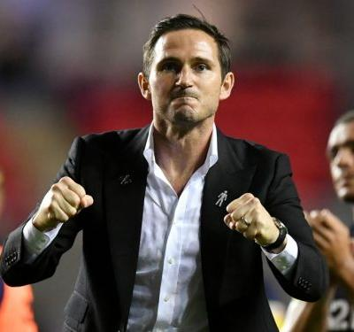 Last-minute goal gives Lampard 'incredible' winning start at Derby