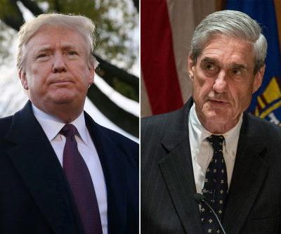Trump submits written answers to Mueller's Russia probe