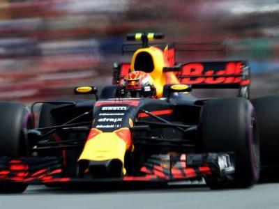 Max Verstappen's Sticking With Red Bull Through 2020