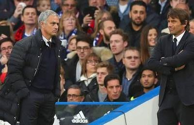 'We shouldn't speak about players from other clubs': Jose Mourinho stokes Antonio Conte feud as Inter pursue Spurs star Eriksen