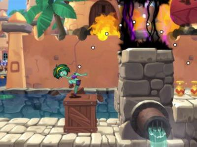 Shantae: Half-Genie Hero's Friends to the End Expansion Officially Unveiled