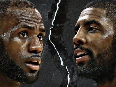 Kyrie Irving has no regrets about not telling LeBron James he wanted out of Cleveland