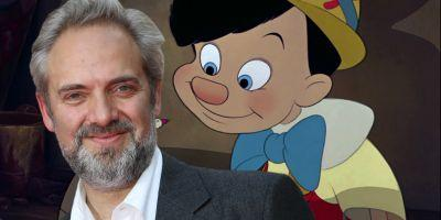Sam Mendes In Talks To Direct Disney's Live-Action Pinocchio
