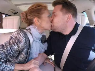Watch Lovable Kook Céline Dion Do A Weirdly Charming Carpool Karaoke With James Corden