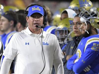 UCLA fires coach Jim Mora after 4th straight loss to USC