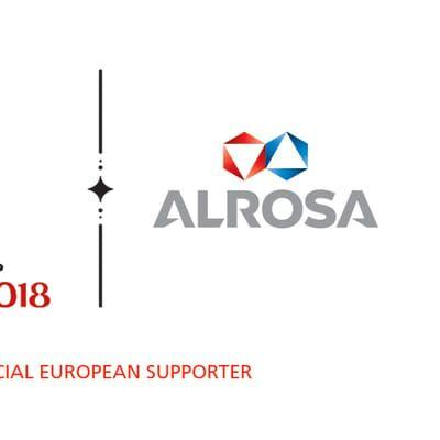 Alrosa completes line-up of European Regional Supporters of the 2018 FIFA World Cup™