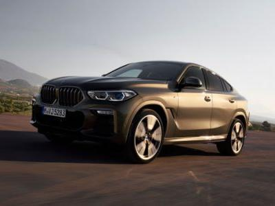 The 2020 BMW X6 Finally Has the Illuminated Kidney Grille You've Been Begging For