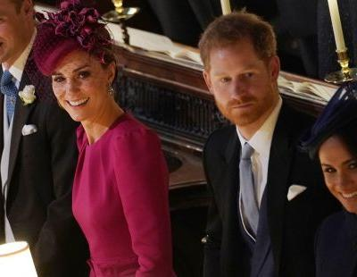 Meghan Markle And Prince Harry Reportedly Attend Board Meeting Kate and Will Skip