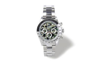 BAPE Drops a New Collection of BAPEX Watches