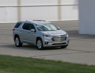 2018 Chevrolet Traverse High Country Tested: GM's Latest and Greatest Family Bus