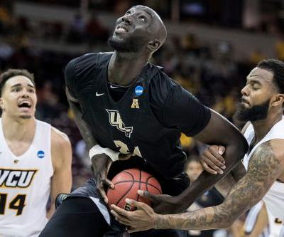 UCF's Tacko Fall: I won't let Zion Williamson dunk on me