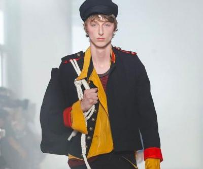 Ann Demeulemeester Docks Nautical Inspirations for SS20