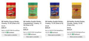 What the Hell - You can still buy Recalled Soy Nut Butter?