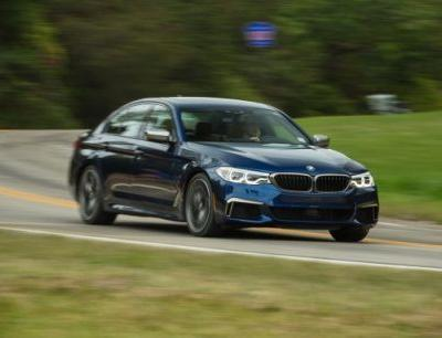 2018 BMW M550i xDrive Tested: Nearly an M5
