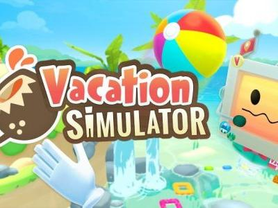 Vacation Simulator Interview - How VR has Grown