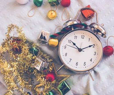 Enjoy This Holiday Season by Giving Yourself the Gift of Time