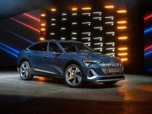 Audi At 2019 LA Auto Show e-tron Sportback Revealed
