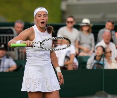 'Can I leave?' At Wimbledon, Osaka takes 2nd Slam 'L' in row