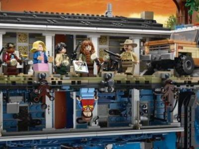 Cool Stuff: Awesome 'Stranger Things' LEGO Set Turns the Byers Household Upside Down