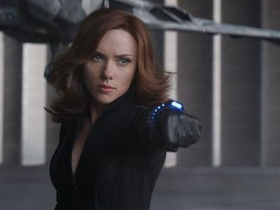 Scarlett Johansson's Black Widow Is Looking At A Fighting With My Family Actress