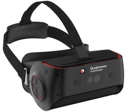 Qualcomm Mobile VR Headset Teased Ahead Of MWC 2018