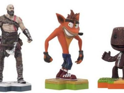 Official PlayStation Totaku figures are like Amiibo without the NFC