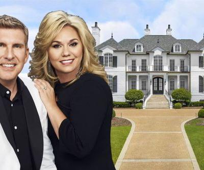 Todd Chrisley tries to sell $4.7M Nashville mansion amid fraud indictment