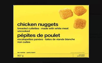 Outbreak spurs Loblaw to recall raw, frozen chicken products