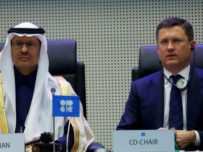 OPEC forecasts oil demand will plunge to a 30-year low this quarter due to coronavirus pain