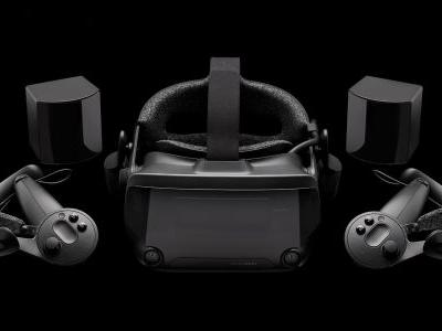 The Valve Index headset will officially usher in VR 2.0 hardware on June 28