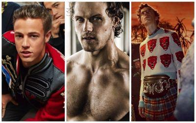 Week in Review: Today's Male Model, Sam Heughan for Men's Health, Gucci + More