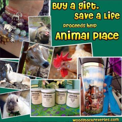 Only 1 week left to buy a gift from Woodstock Reveries to help