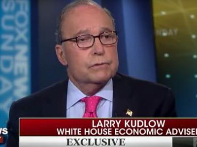 Trump's own economics adviser just shot down the president's misleading claim that US consumers won't pay for the tariffs in the China trade war