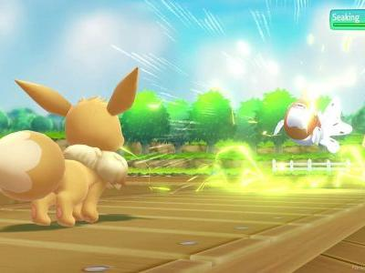 Pokémon Let's Go Demo Now Available