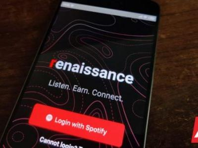 Renaissance Application Rewards You For Listening To Music