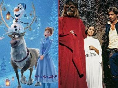 Is Olaf's Frozen Adventure the New Star Wars Holiday Special?