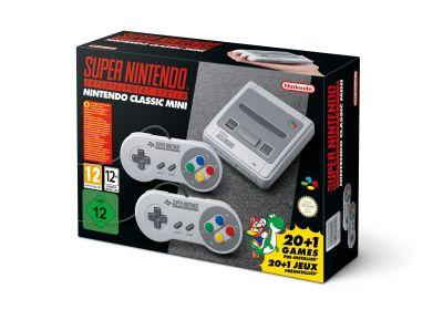 The European SNES Classic Mini is better looking than the US one, but you might prefer the Japanese version's game list