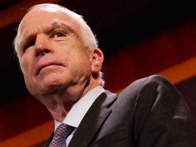 John McCain just gave a big boost to the GOP tax bill