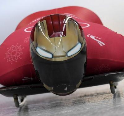 Skeleton riders have a habit of sporting some intense helmets - here are the best ones from Pyeongchang 2018