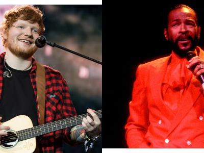 Ed Sheeran sued for $100 million, accused of ripping off Marvin Gaye's 'Let's Get it On'
