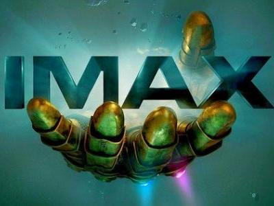 Thanos Threatens to Crush IMAX Screens in Epic New Infinity War Posters