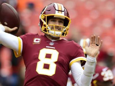 Kirk Cousins sweepstakes reportedly down to 4 teams